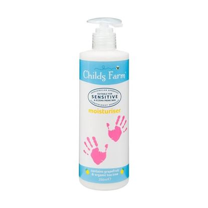 Picture of Childs Farm moisturiser, grapefruit & tea tree oil 250ml