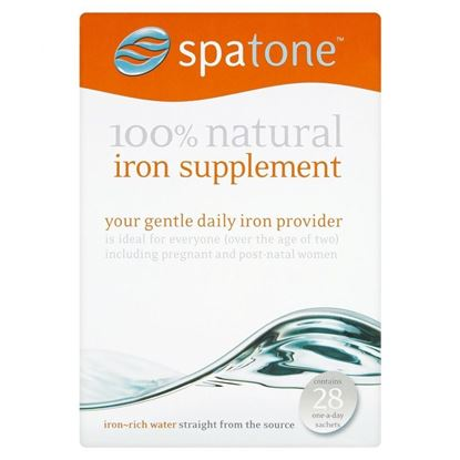 Picture of Nelsons Spatone 100% Natural Iron Supplement - 28 Sachets