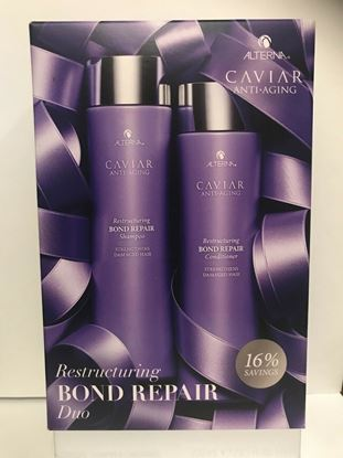 Picture of Alterna Caviar Restructuring Bond Repair Shampoo & Conditioner Duo (8.5 Oz Each)