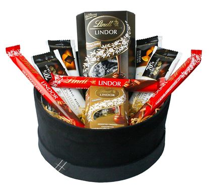 Picture of Hamper Gift Selection Gift Box Present for -  Chocolate Favourite Lindt Treats Set 2
