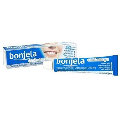 Picture of Bonjela Cool Adult Mint Gel 15g