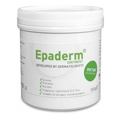Picture of Epaderm Emollient 500g