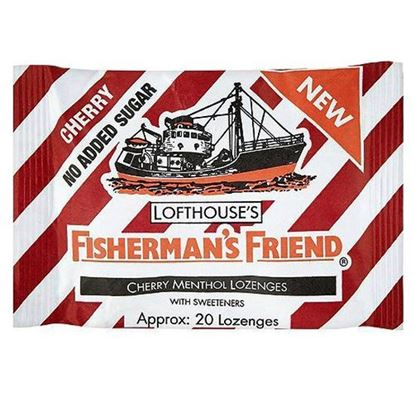 Picture of Fisherman's Friend Lozenges Cherry Menthol 25g