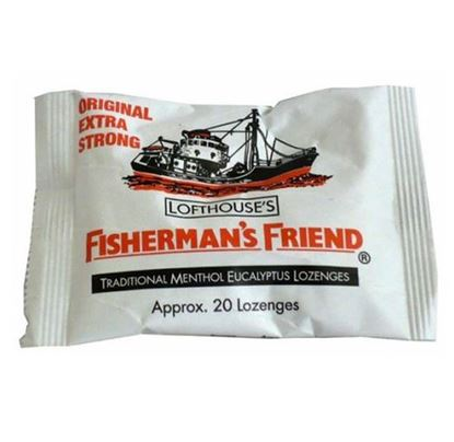 Picture of Fisherman's Friend Lozenges Original Extra Strong 25g