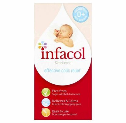Picture of Infacol Colic and Griping Pain Relief Oral Suspension Drops 55ml